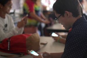 New policy allows technology in classroom