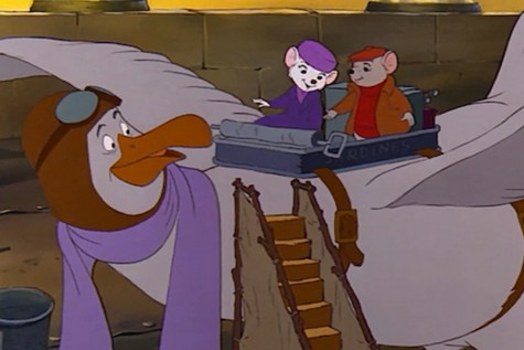 """The Disney Year: """"Rescuers"""" could not rescue itself from mediocrity"""