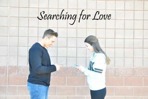Searching for Love Vol. IX Issue V