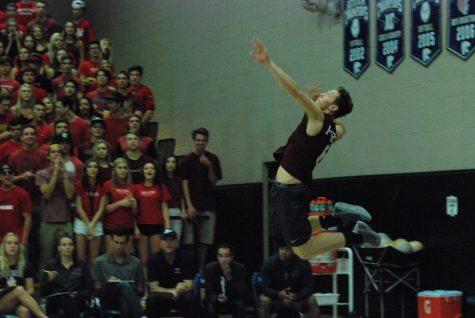 Athleticism, attitude highlight volleyball's 35-win season