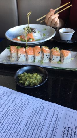 Blue Wasabi: Not Your Average Sushi Rolls
