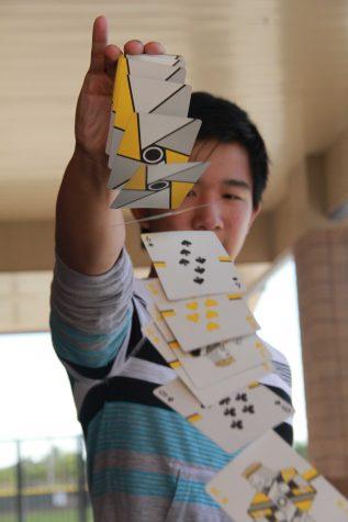 Jasper Lee's success in magic captures school attention