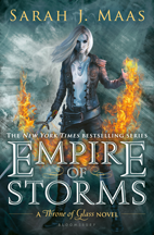 Fifth installment of the Throne of Glass series keeps reader in suspense