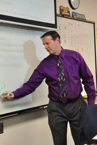Rothery's unique teaching style helps students in every way