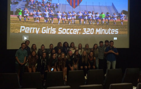 """Girl's Soccer Film """"320 Minutes"""" Hits the Silver Screen"""