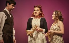 Theatre seniors experience last curtain call