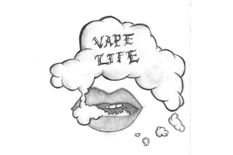 Living the vape life: trend or addiction?