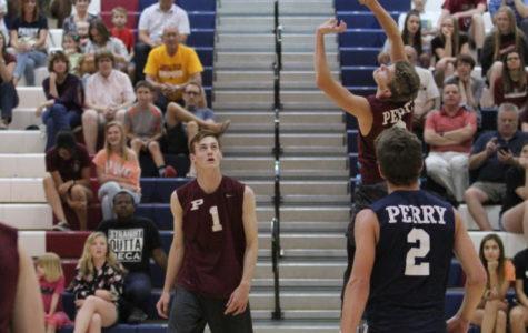 Men's volleyball season wrap-up