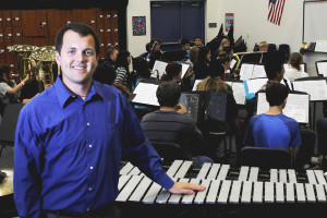New director leads band to new heights