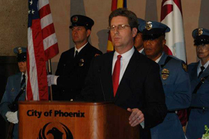 Phoenix Mayor Greg Stanton transcript: Gun control in Ariz.