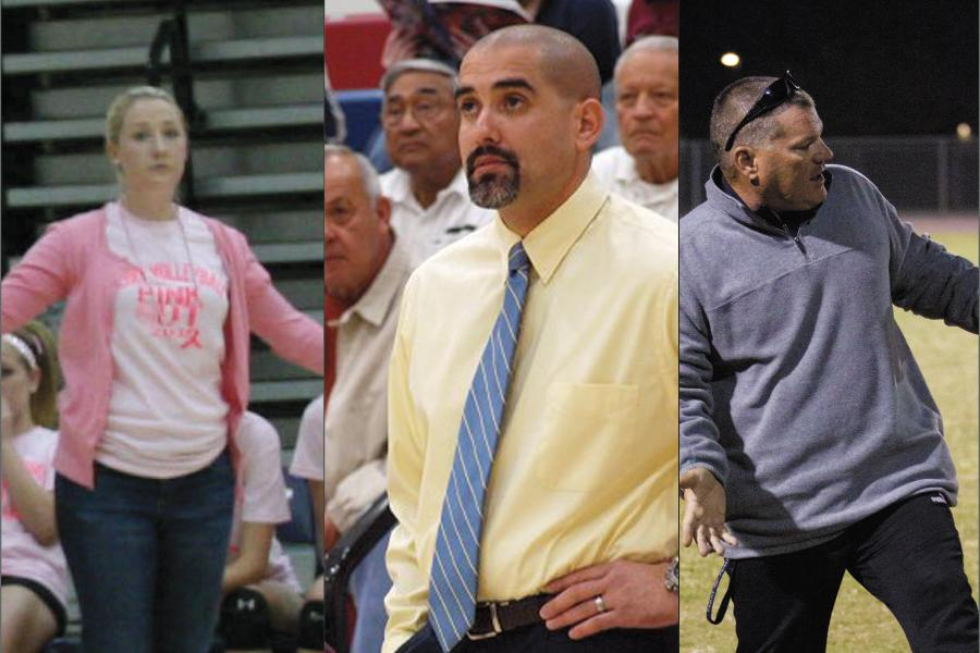 Prominent coaches leaving posts