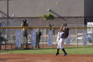 Softball outlasts CdS in 12 inning playoff spectacular