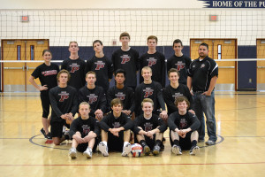Boys volleyball bumps its way to state playoffs