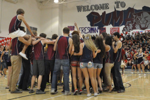 PHS holds first spirit assembly