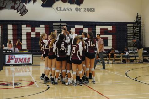 A great start to a new volleyball season