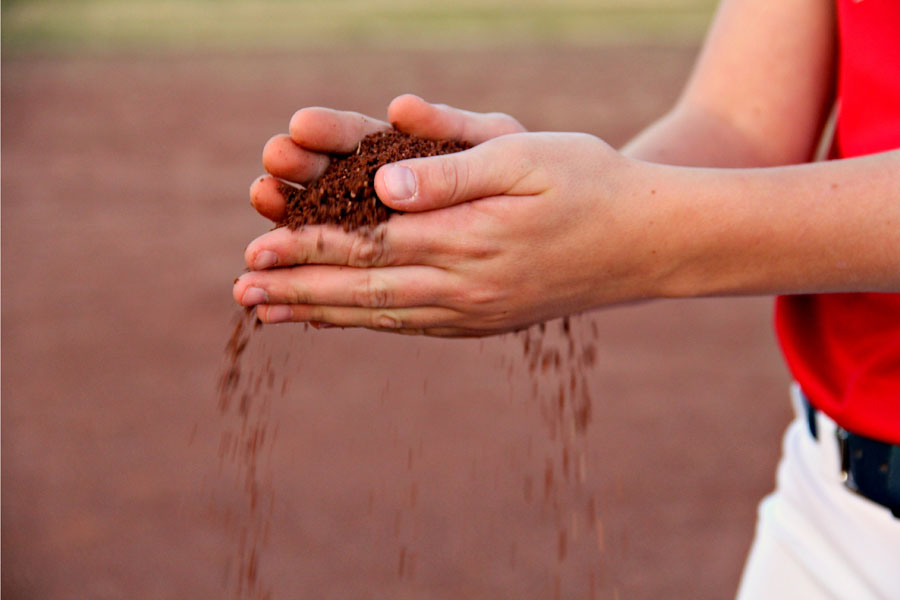 The staple of  sports: superstitions and rituals