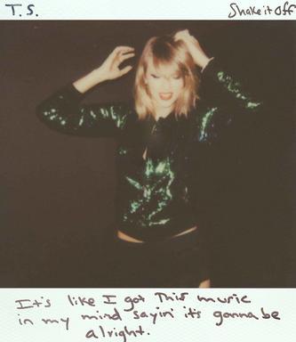 New sound, new Taylor Swift