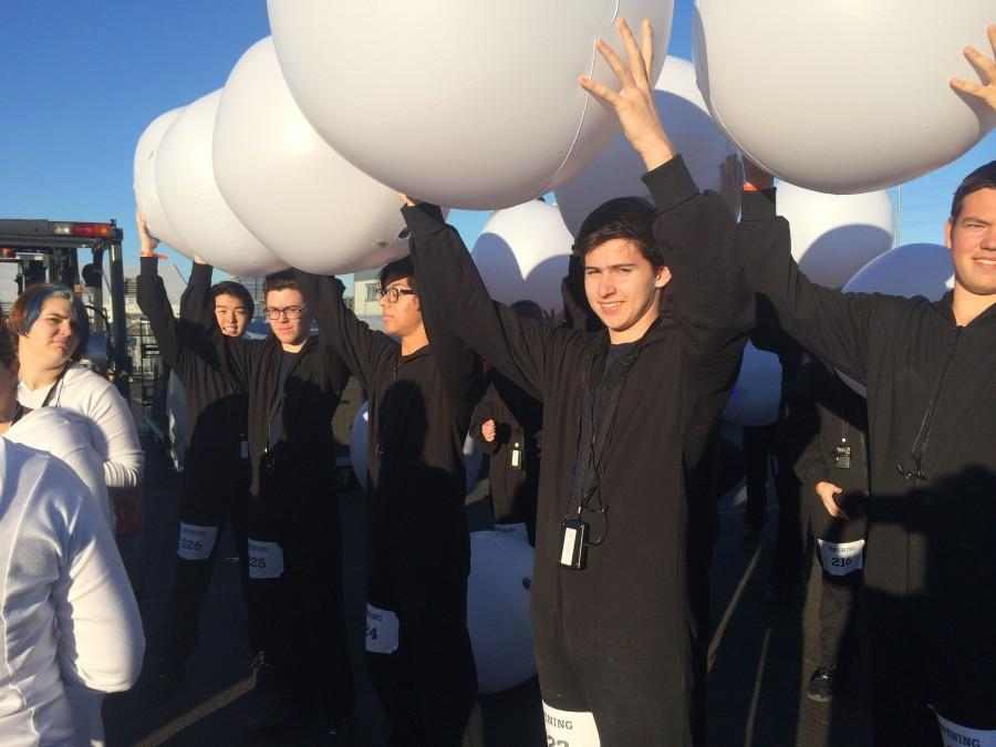 Band members at Perry had the opportunity to perform during the halftime show at Super Bowl XLIX.