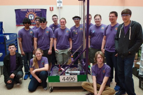 Robotics rocks in latest competition