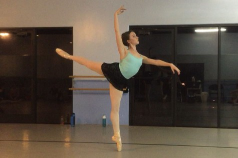 Kline began dancing when she was three years old and currently dances six to seven days of the week. Her work is about to pay off as she attends the Pittsburgh Ballet Theatre Summer Intensive.