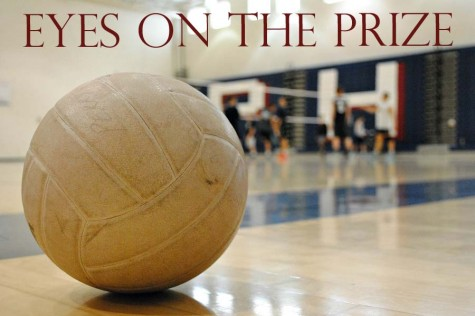 Boys volleyball ready to tackle difficult season