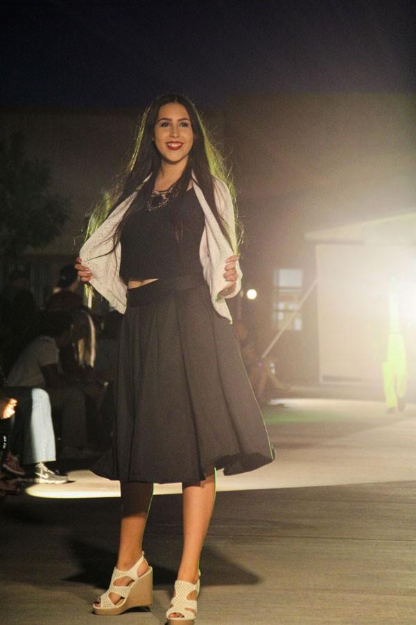 Fashion show debuts ensembles from all eras