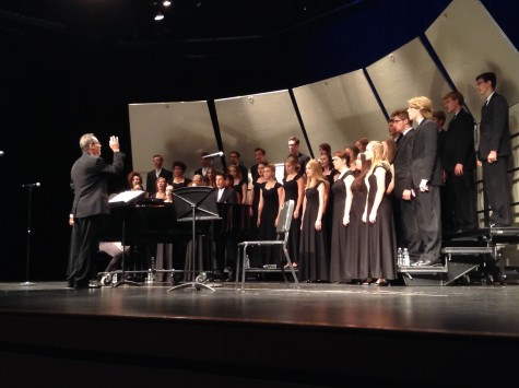 Perry choirs excel at Heritage Festival