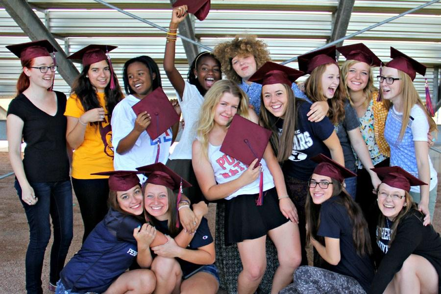 Goodbye Class of 2015