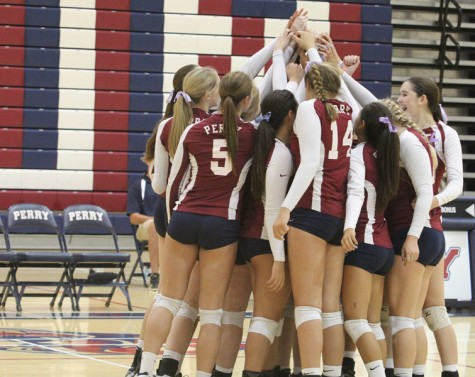 Perry Women's Volleyball Hopes to Dominate this Season