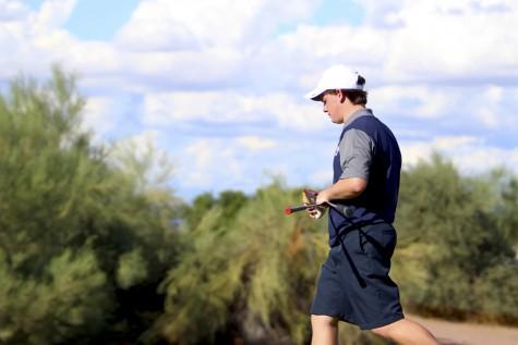 Golf plows through their state matches