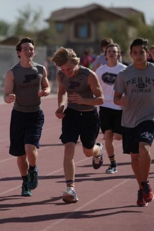 Track and field 2016 season begins