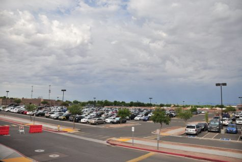 Kendall's Korner: The Parking Lot