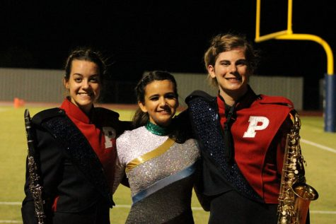 Perry band members nationally recognized