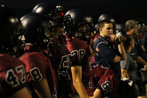 Football's battle for Val Vista