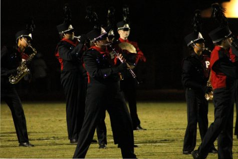 After success in first show, marching band ready for Sabino
