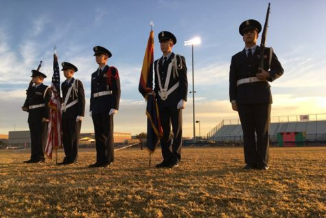 AFJROTC raises most money for the program in state history