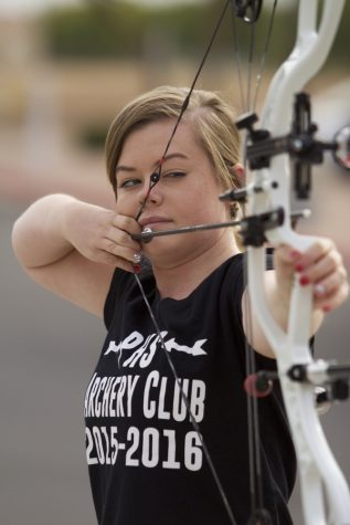 Perry's Katniss creates own club