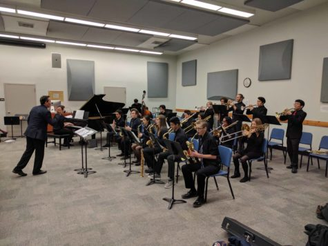 Jazz band proves skills at annual NAU Festival