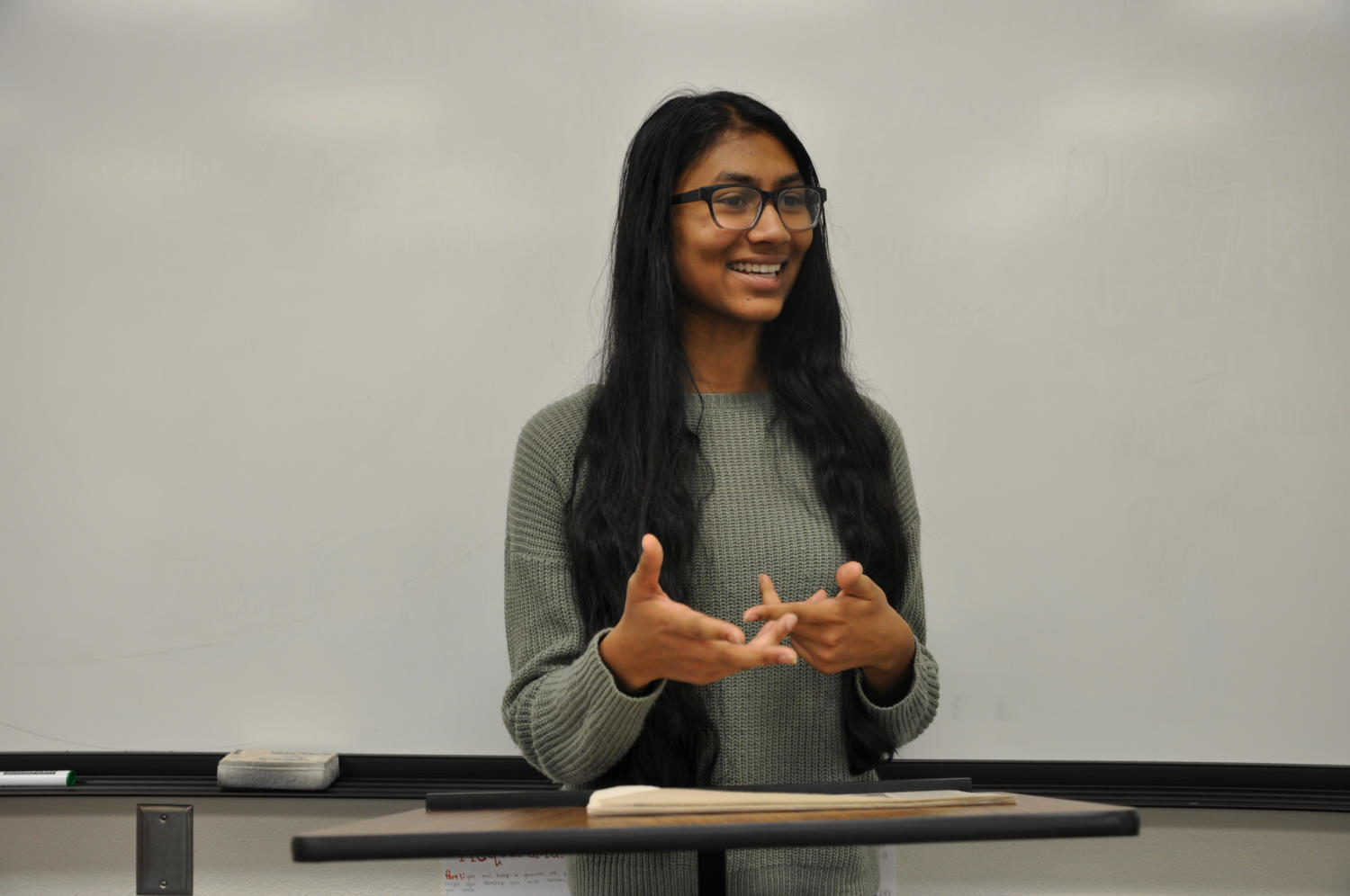 Gunaraj leads Speech and Debate to victory