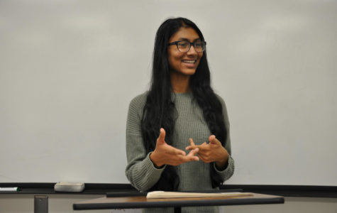 Gunaraj leads Speech and Debate to victory