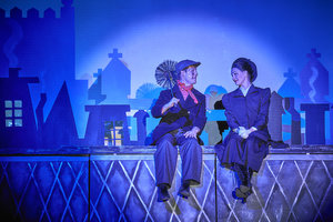 "The ""Practically Perfect"" musical makes its debut"
