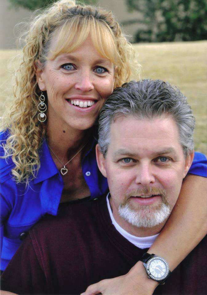 Shari Irion (left), Jerald Irion (right). Used with permission from Irion family.