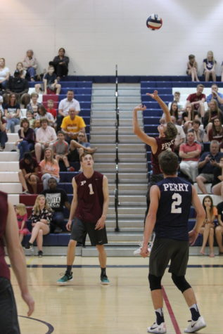 Men's volleyball season wrap-up
