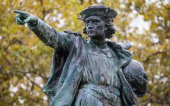 Columbus Day dismisses pain of Natives