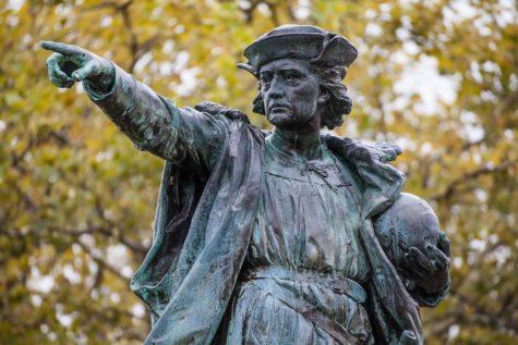 Columbus Day dismisses pain of Natives