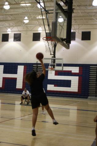 Girls basketball off to a quick start