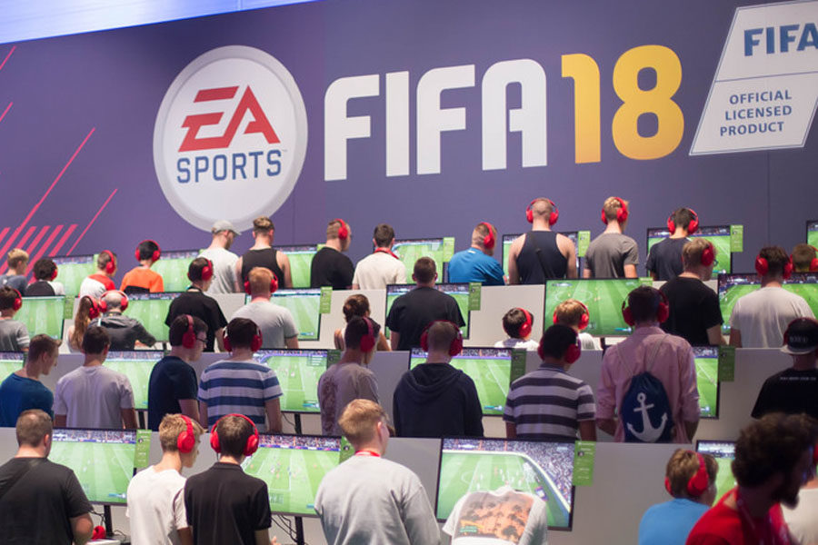 Anticipated+gamers+are+playing+the+new+edition+of+the+highly+famous+video+game+series.+FIFA+18+is+another+gem+and+provides+plenty+of+entertainment.+Read+article+for+full+review