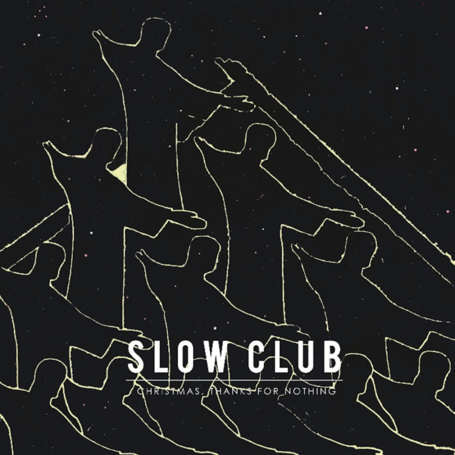 Album+cover+for+Slow+Club%27s+Christmas%2C+Thanks+for+Nothing