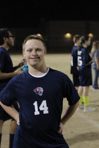 Fletcher Jones brings smiles to campus