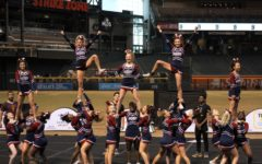 Sports Notebook: varsity cheer risees to nationals